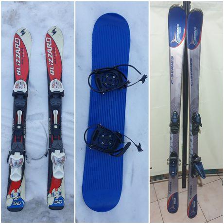 Schiuri  snowboard