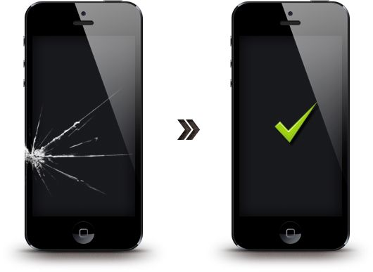 Schimbare inlocuire Sticla Display Geam Iphone 5 6 6s 7 7+ 8 8+