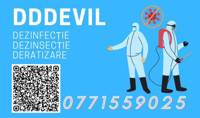 DDDEVIL Dezinsectie Dezinfectie Deratizare Valcea DDD
