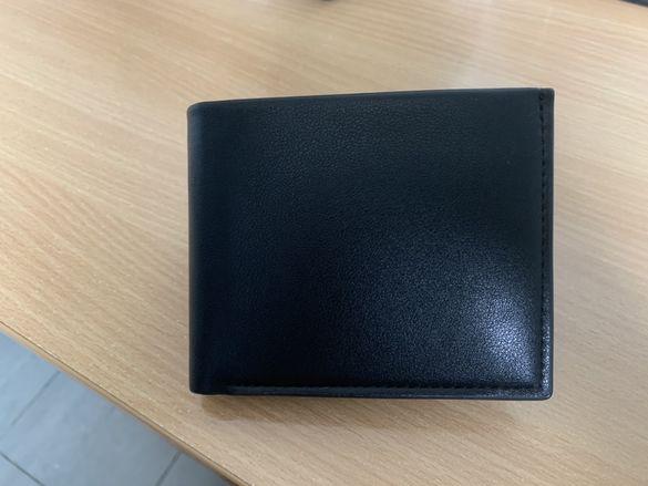 Мъжки кожен портфейл
