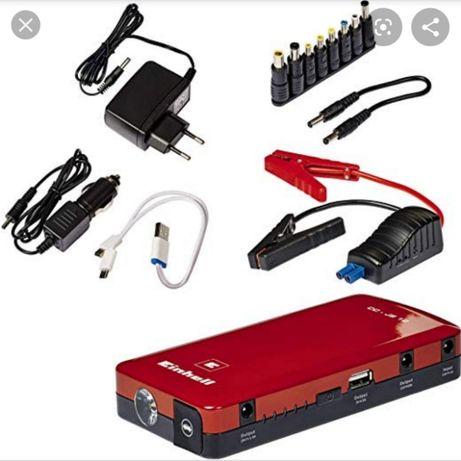 Автономно стартиращо зарядно устройство EINHELL CC-JS 8, 8Ah