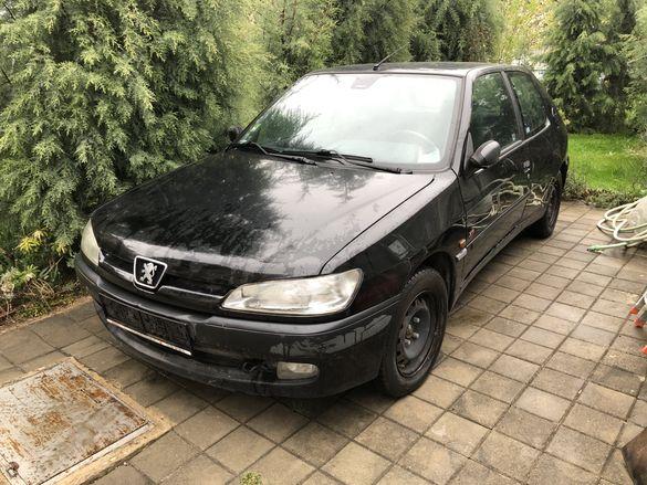 Peugeot 306 1.6i На части