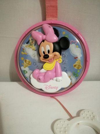 Jucarie bebe Minnie Mouse/ Jucarie Clementoni/ Transport gratuit