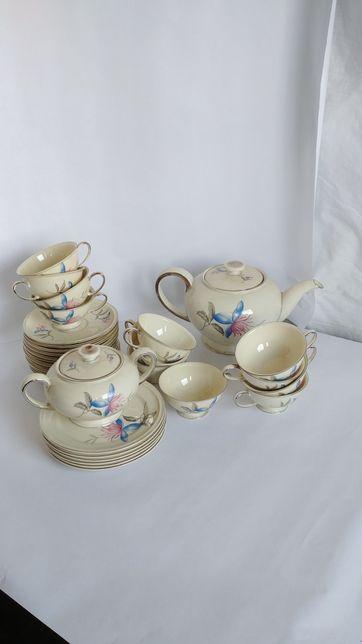 Serviciu de ceai din portelan Rosenthal