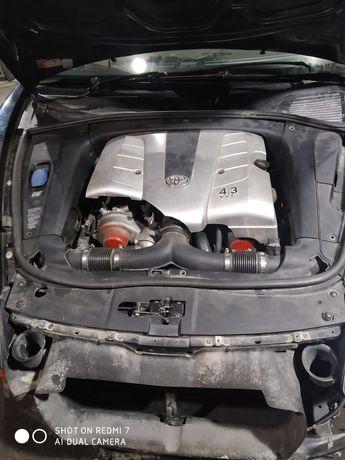 Porsche Cayenne SWAP