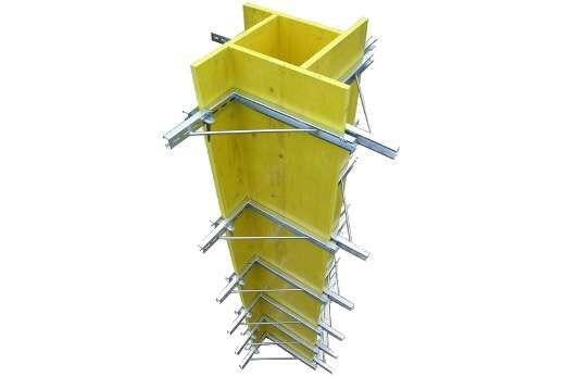Cravate stâlpi 15-45 cm
