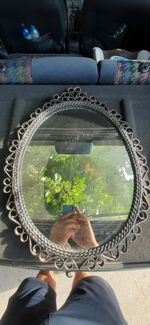 Огледало ръчно правено
