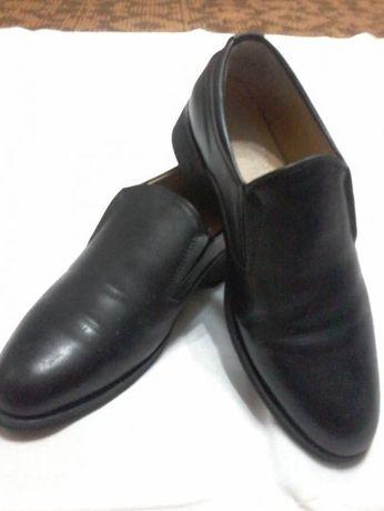 туфли детские,черные,классические,размер-30.