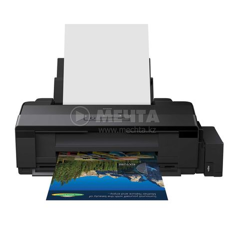 Принтер l1800 черный