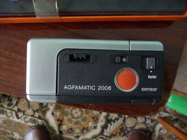 Vind aparat foto cu film AGFA.