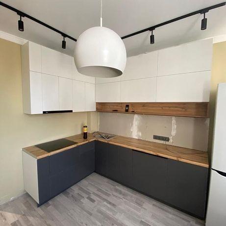 Элитные кухни на ЗАКАЗ . Цена за метр. Кухня МДФ. Кухонная мебель