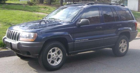 Jeep Grand cherokee 4.0 V6/3.1Д на части 2000