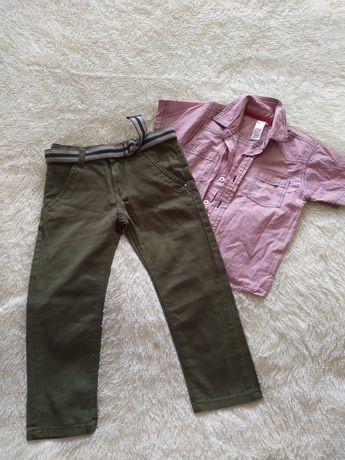 Продам вещи на мальчика джинсы и рубашка