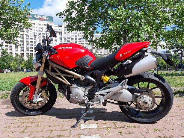 Ducati Monster 796 ABS 20th Anniversary dec2012, înmatric 2013, 5000km