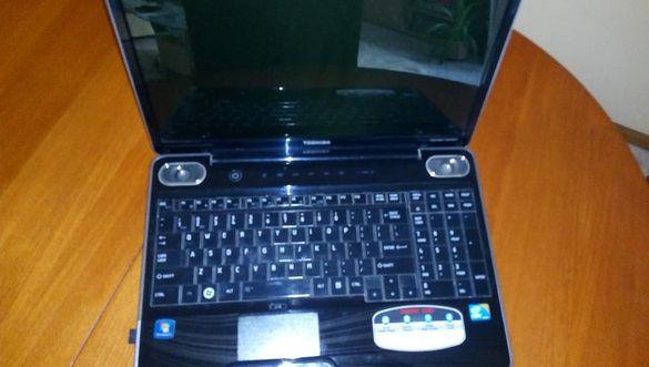 Продавам лаптоп Toshiba