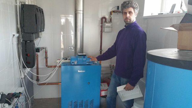 Мастер по ремонту газовых котлов колонок бойлеров  гарантия от 1 года!