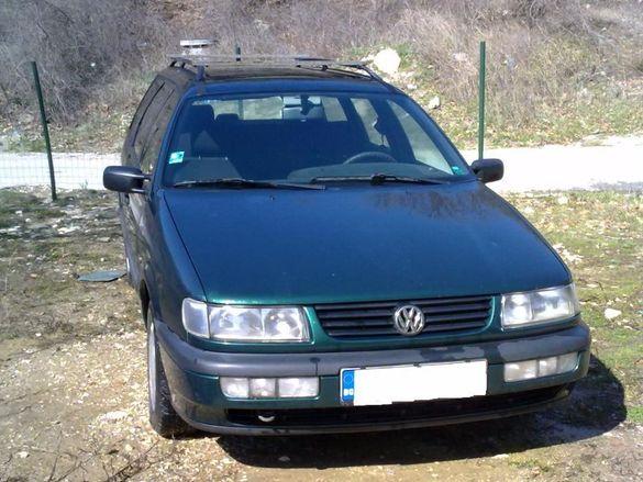 На - части VW Passat B4 Фолксваген Пасат B4 1.9TDI 90hp 1.9ТДИ 90коня