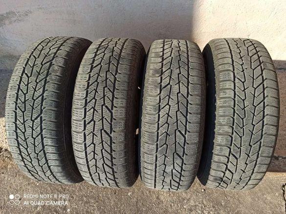 Зимни гуми с джанти 14'' 4х100 фолксваген