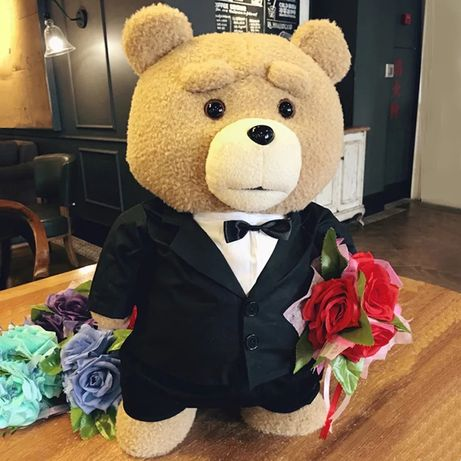 Urs/Ursulet Ted - Teddy Bear - Jucarie/Toy - Cadou