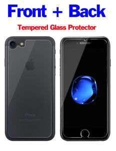iPhone 8 plus - folie spate + fata (iPhone 8+)