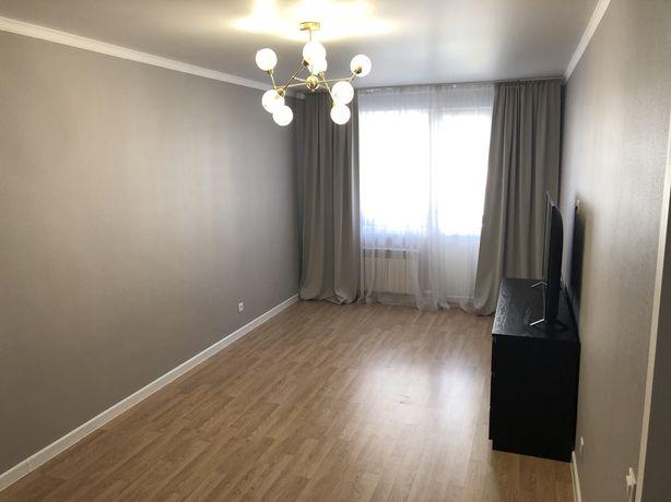 2-комнатная квартира Nova City современный ремонт