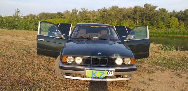 Продам BMW е34 в хорошем состоянии