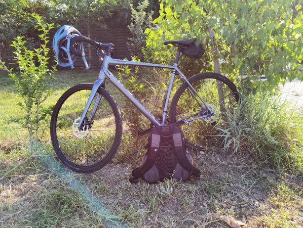 Cannondale Topstone Tiagra bicicleta gravel cursiera L 58 carbon 10kg