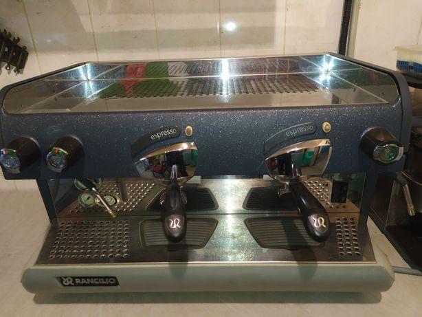 Кофемашина Rancilio Epoca 2gr и кофемолка La Cimbali