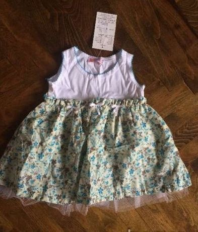Ръст 74 Нова рокличка