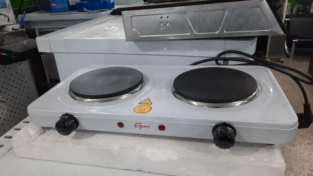 2-х комфорочная электрическая плита