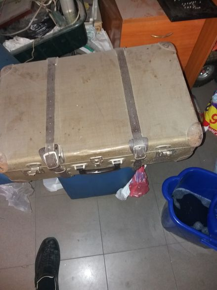 Ретро куфар