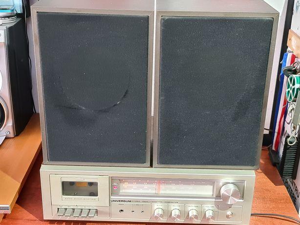 Universum vtc 111 vintage radio-cass