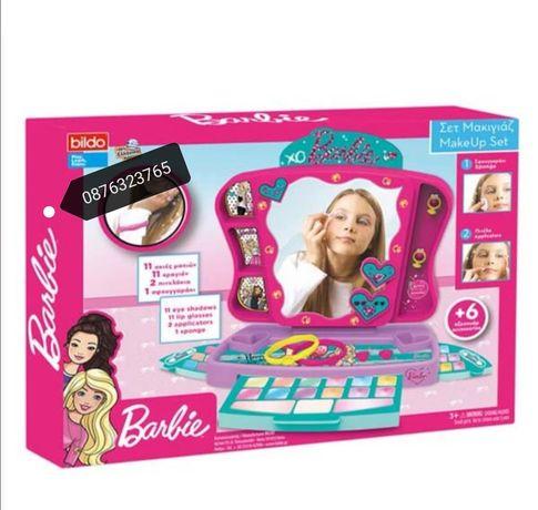 Комплект Barbie Барби гримове с огледало