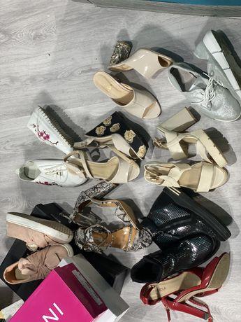 Обувь от летний до зимний