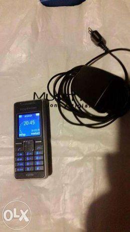 + Telefon Sony-Ericsson folosit codat ORANGE +