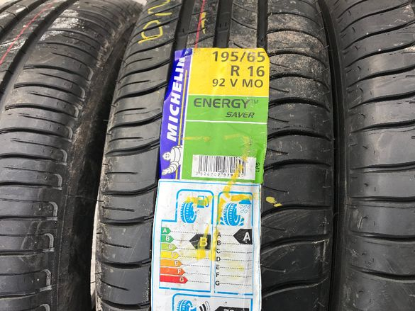 5бр Нови Летни гуми 195,65,16 - Michelin