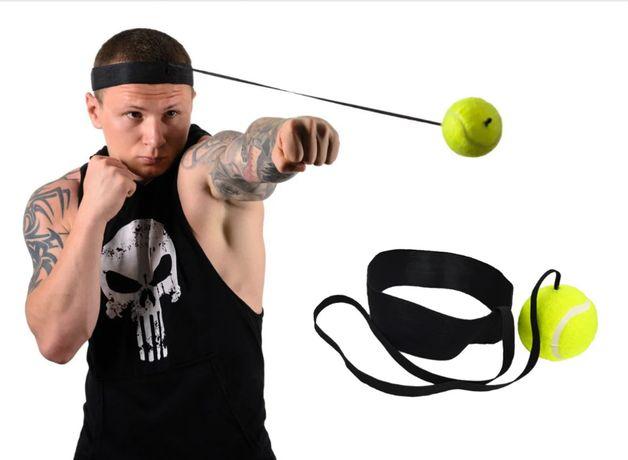 Тренажер для бокса Fight Ball (файтбол)