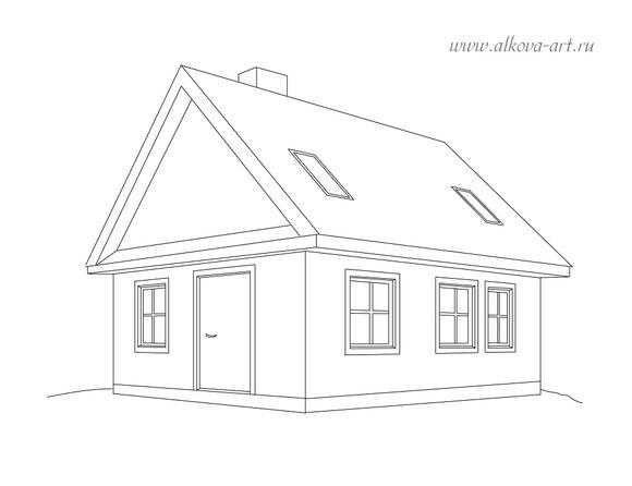 Дом в рассрочкуу