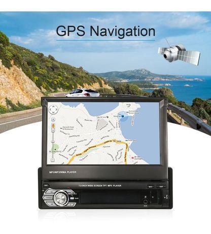 Dvd Retractabil GPS Harta SD/TF inclus Granatie