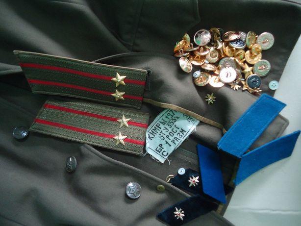 Набор Военной формы 1970-х годов с одного служивого для коллекционеров