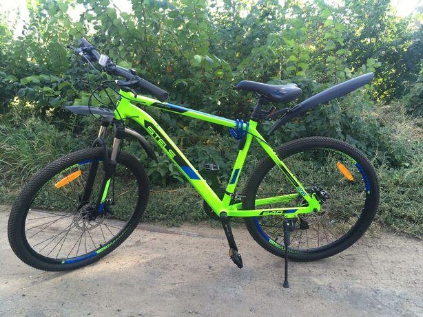 Продам скоростной велосипед STELS новый, облегченная рама.