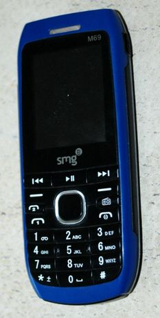 Telefon SMG M69 dual sim - display defect