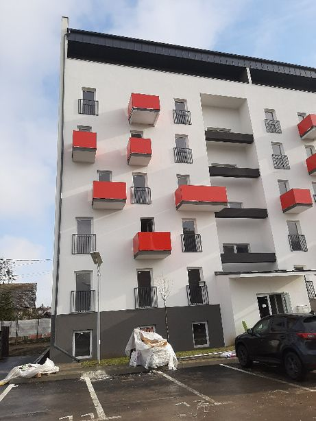 Apartament 2 camere semifinisat cu parcare, Floresti str. Balastierei