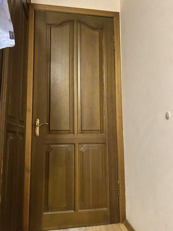 Межкомнатные б/у двери