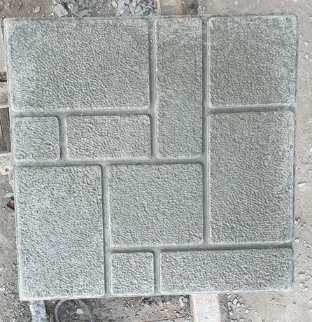 Vând dale beton 50×50×5