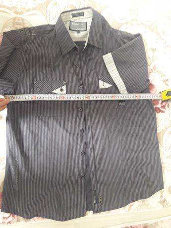 Нови мъжки ризи XL и палта, панталон, дамски пуловер Pull&Bear