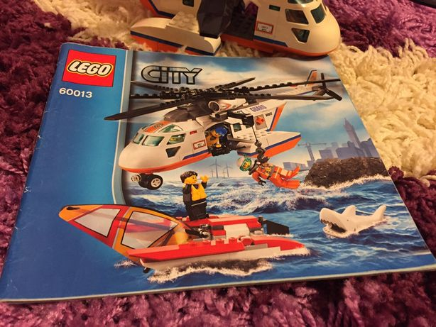 Vand Lego 60013