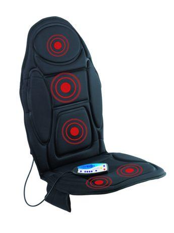 Vitalmaxx масажна постелка с подгряване- 5 масажни програми с 4 различ