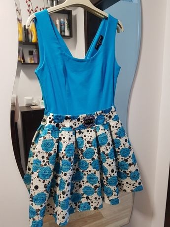 Нова!Синя рокля Madness & National