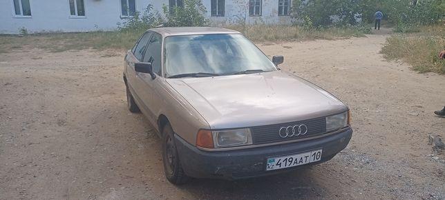 Продам машину AUDI 80